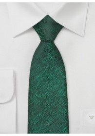 Krawatte flaschengrün marmoriert