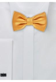Schleife unifarben Poly-Faser gelb