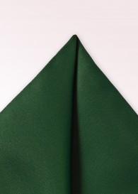 Ziertuch Glanz dunkelgrün