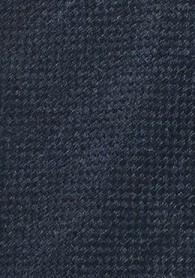Schleife zum Selberbinden Wolle schwarzblau