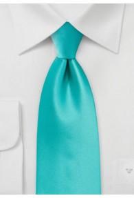 Krawatte in mintgrün