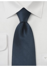 Krawatte XXL Limoges navy