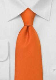 National-Fankrawatte Niederlande in orange