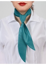 Krawatte für Damen Limoges Aqua