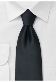 Moulins Krawatte in schwarz