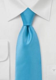 Krawatte monochrom Mikrofaser mint