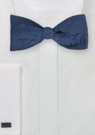 Schleife Selbstbinder dunkelblau navy