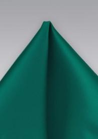 Ziertuch Poly-Faser tannengrün