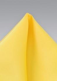 Ziertuch limonengelb Kunstfaser
