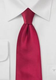 Kinder-Krawatte rot