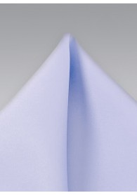 Markantes Einstecktuch monochrom blasslila