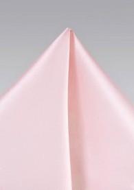 Ziertuch Poly-Faser zartrosa