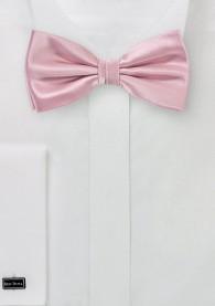 Herren-Schleife monochrom rosa