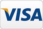 Zahlung mit Ihrer VISA-Kreditkarte